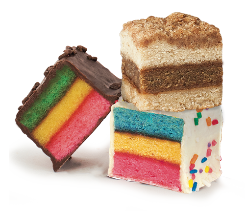 Having Grown Up In New York Tri State Area Rainbow Cookies Have Always Been The Pinnacle Of Bakery Sweet Treats Way We Describe It Is All