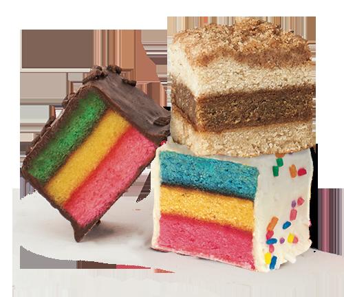 The Original Cake Bites Ultimate Party Cake